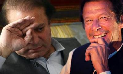 Imran Khan once again gives a bouncer to PM Nawaz Sharif
