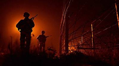 Indian Army firing at LoC with heavy mortars, two civilians martyred