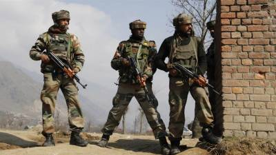 Indian Hindu nationals involved in attacking Indian Army in Occupied Kashmir: Indian Media
