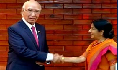 Why Sushma Swaraj is disappointed with Sartaj Aziz