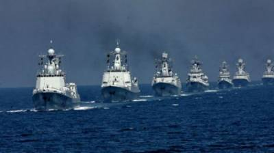 Chinese Naval Ships leave for first overseas Military Base expanding Strategic reach