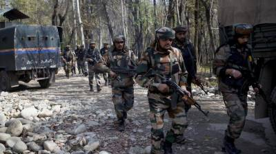 Indian Army martyrs three youth in a fake encounter