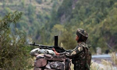Indian Army two soldiers killed by Pakistan Army fire at LoC: Times of India