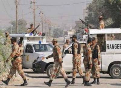 Sindh Rangers powers extended by 90 days