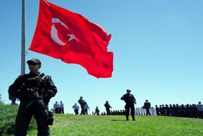 Turkey dismisses 7000 military personnel from Armed Forces
