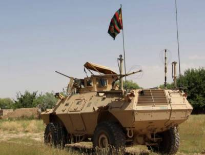 Afghan Forces retake key district from Taliban with US Forces support
