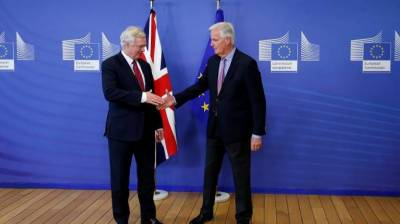 Brexit talks kick off in Brussels today