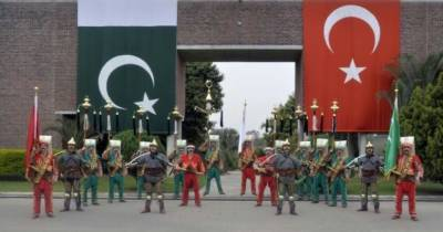 China - Turkey extend full support to Kashmir cause