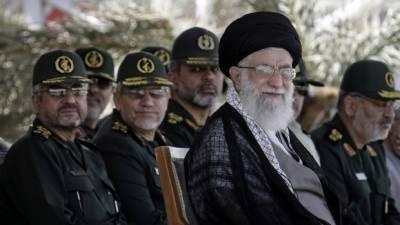 Iran Revolutionary Guards warn United States