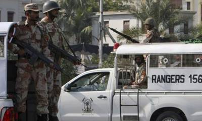 Security agencies arrest two suspects with arms in Islamabad
