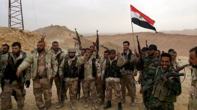 Syrian Army achieves major gains against ISIS