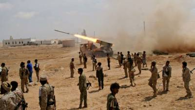 Yemen Army 8 soldiers killed on Red Sea coast
