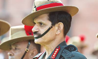 Indian Army to make Pakistan's eastern border hot