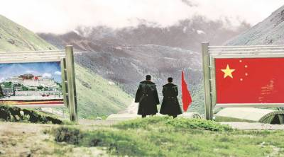 India claims international support against China in border standoff