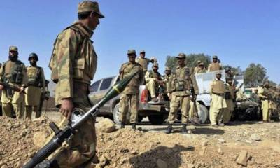 Operation Khyber 4: 13 terrorists killed, one soldier martyred