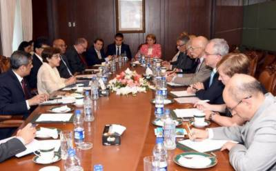 Pakistan - EU vow to take strategic engagements to next levels