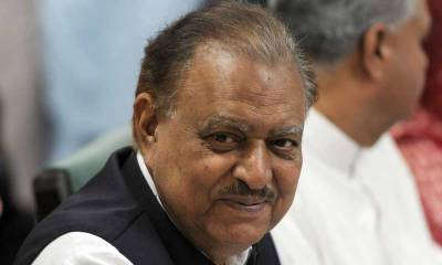 Public should wait and see, a lot more has to happen in country: Mamnoon Hussain