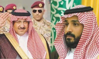 Saudi Palace Coup: From Muhammad Bin Nayef to Muhammad Bin Salman