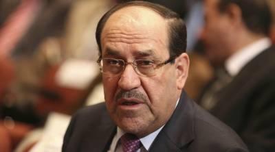 US created ISIS in Middle East like Afghan Taliban: Iraqi VP Maliki