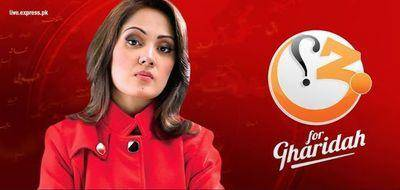 Prominent TV Anchor Gharida Farooqi in serious trouble