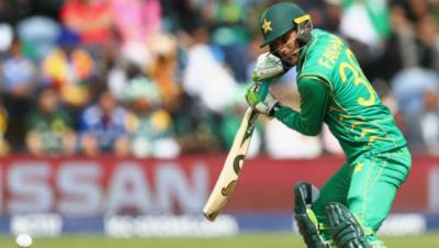 Fakhar Zaman joins England's Somerset County club