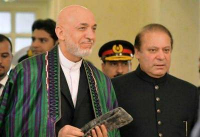 Hamid Karzai spits venom against Pakistan yet again