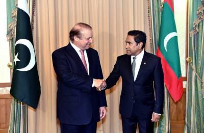 Maldives endorses Pakistan stance on SAARC