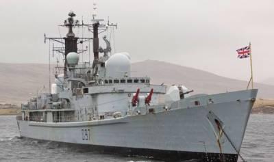 UK Navy Ship to patrol South China Sea irking Beijing
