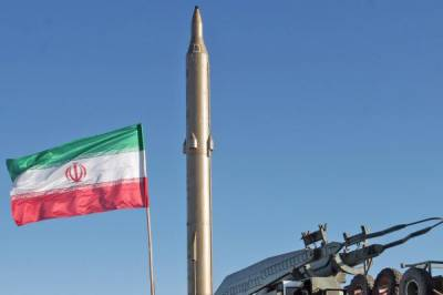 A defiant Iran vowed to press ahead with its missile programme