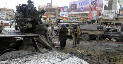 Blast in Panjgur, 4 killed