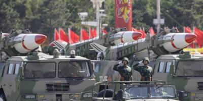 Chinese Military establishes new high tech weapons commission