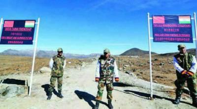 India building strategic roads, railways network on Chinese border