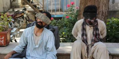 Iranian national fighting along side Afghan Taliban arrested