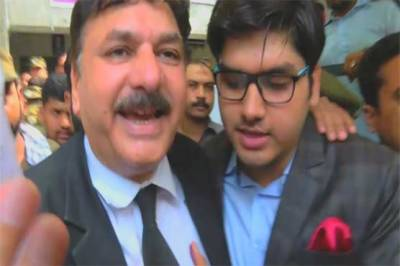 Khadija Siddiqi attempted murder case: Culprit Shah Hussain sent on 7 years jail