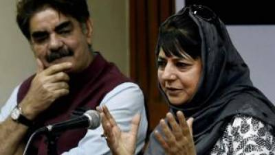 Pakistan involvement must for Kashmir issue solution: CM Mehbooba Mufti