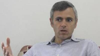 Pakistan not responsible for unrest in occupied Kashmir: Former CM Omar Abdullah