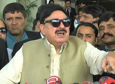 Sheikh Rashid nominated as PM candidate by PTI