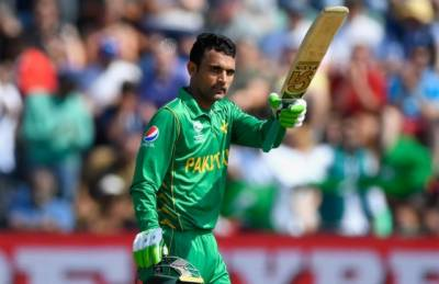 Fakhar Zaman signs contract with English County