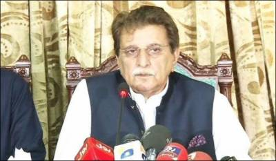 I don't believe in Imran Khan's Pakistan: AJK PM