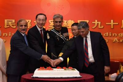Pakistan Army and China's PLA vow to fight common challenges jointly