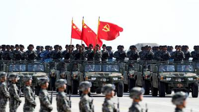 Pakistan Army congratulates Chinese Army on 90th anniversary