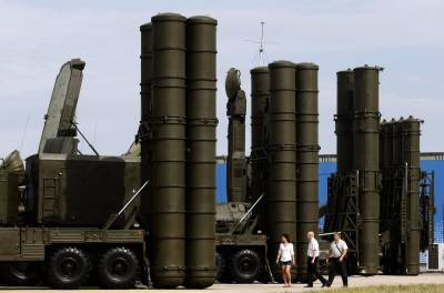 Pentagon hits Turkey over purchase of S 400 Russian missile system