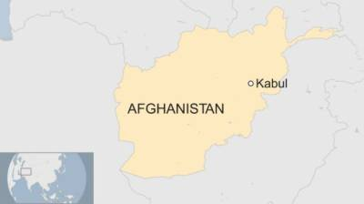 Suicide bombing in Kabul hits Police compound