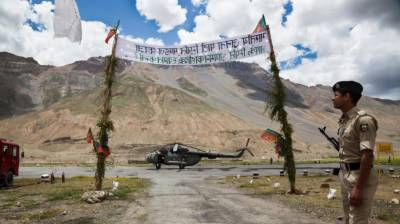 India looking for face saving in standoff with China: Global Times