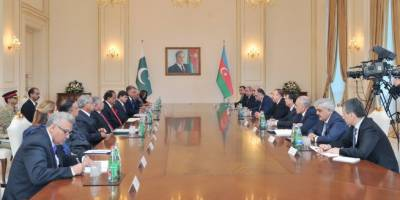 Pakistan-Azerbaijan economic ties strengthened