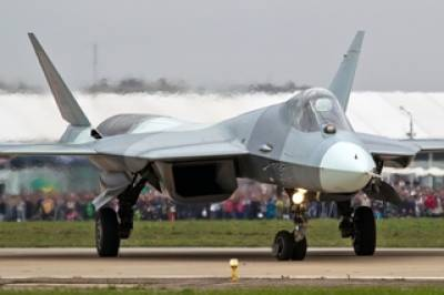 Russia unveils new Sukhoi Su-57 fifth generation stealth fighter