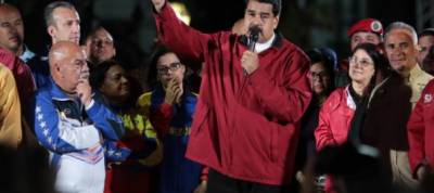 Venezuela President Maduro mocks Donald Trump over sanctions