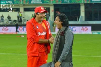 Wasim Akram quits Islamabad United