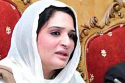 Ayesha Ahad rings the alarm bells for Sharif family
