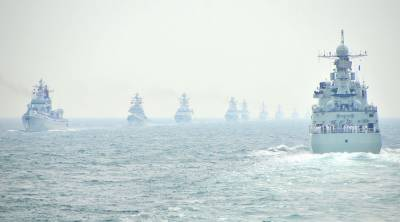 China seals off Yellow Sea near North Korea for huge naval drills